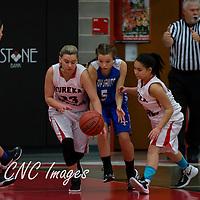 12-06-16 Eureka Springs Sr. Girls vs. St. Paul Saints