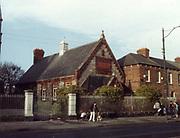 old dublin street photos December 1983 school on north strand rd