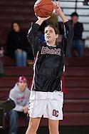 OC Women's Basketball vs Oklahoma City.January 31, 2008.57-55 loss