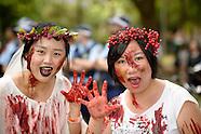 Sydney - Sydney Zombie Walk - 29 Oct 2016