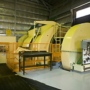 Elevator lift operations, silver mine, Idaho