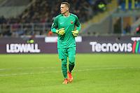 26.02.2016 - Milano  Serie A 2016/17 - 26a   giornata  -  Inter-Roma  nella  foto: Wojciech Szczesny  - Roma Calcio