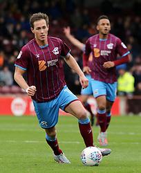 Josh Morris of Scunthorpe United - Mandatory by-line: Joe Dent/JMP - 21/10/2017 - FOOTBALL - Glanford Park - Scunthorpe, England - Scunthorpe United v Peterborough United - Sky Bet League One