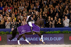 Werth Isabell, GER, Weihegold OLD<br /> Jumping Amsterdam 2019<br /> © Hippo Foto - Dirk Caremans<br /> 26/01/2019