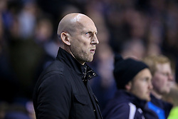 Reading manager Jaap Stam - Mandatory by-line: Jason Brown/JMP - 14/02/2017 - FOOTBALL - Madejski Stadium - Reading, England - Reading v Brentford - Sky Bet Championship