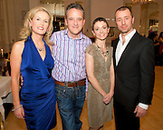 "In Hotel Meyrick was Maire Therese and her husband Stephan Macken (Single organiser) with parents of Lily Mae, Judith Sibley and Leighton Morrison  at the launch of  ""Tiny Dancer""  A Song for Lily-Mae aims to be the Christmas No.1 for 2012, if you wish to help to achieve this goal, go to iTunes and.download the song during the week beginning the 14th of December or buy the CD wherever you see it on sale. The Christmas No.1 will be.announced on Friday, 21st of December.""Picture:Andrew Downes..Photo issued with compliments, no reproduction fee."