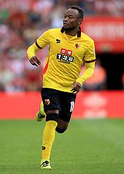 13 August 2016 - Premier League - Southampton v Watford - Camilo Zuniga of Watford - Photo: Marc Atkins / Offside.