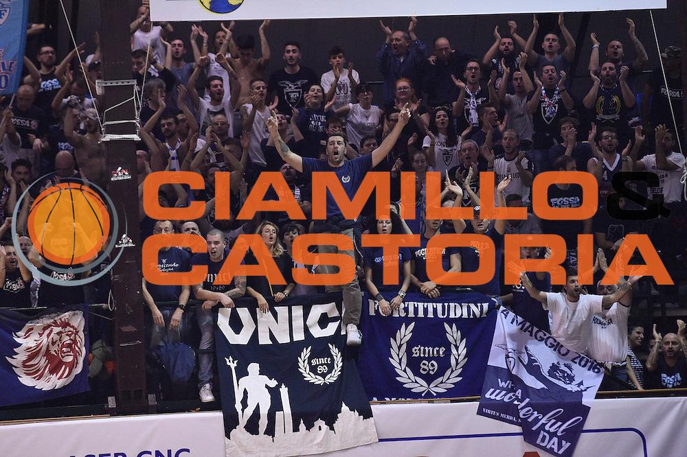 tifosi Fossa dei Leoni Kontatto Fortitudo Bologna<br /> Bondi Pallacanestro Ferrara - Fortitudo Kontatto Bologna<br /> Campionato Basket A2 LNP 2016/2017<br /> Ferrara, 25/11/2016<br /> Foto Ciamillo-Castoria