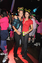 Left to right, MARINA FOGLE and BEVERLEY TURNER at a Roller Disco in aid of Tom's Ward at the Children's Hospital in Oxford and the charity Place2Be, held at The Renaissance Rooms, London SW8 on the 17th September 2008.<br /> Left to right, MARINA FOGLE and BEVERLEY TURNER at a Roller Disco in aid of TomÕs Ward at the ChildrenÕs Hospital in Oxford and the charity Place2Be, held at The Renaissance Rooms, London SW8 on the 17th September 2008.