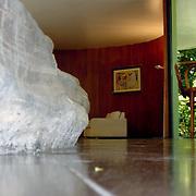 CANOAS RESIDENCE: MID CENTURY MODERN HOME STYLING, OSCAR NIEMEYER, RIO DE JANEIRO, BRAZIL