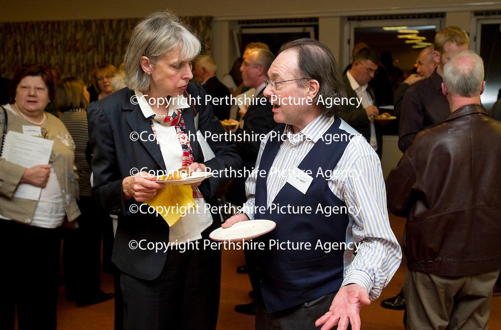 27.9.2011.  Perthshire Housing Association. AGM. Dewars centre. Perth.<br /> COPYRIGHT: Perthshire Picture Agency.<br /> Tel. 01738 623350 / 07775 852112.
