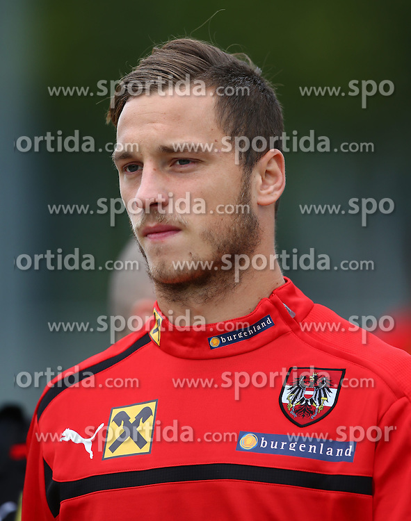 03.09.2013, Ernst Happel Stadion, Wien, AUT, FIFA WM Qualifikation, Oesterreich vs Deutschland, Training OEFB, im Bild Marko Arnautovic, (AUT, #7) // during a training session of Team Austria (AUT) in front of the FIFA World Cup Qualifier Match between Austria (AUT) and Germany (GER) at the Ernst Happel Stadion, Vienna, Austria on 2013/09/03. EXPA Pictures © 2013, PhotoCredit: EXPA/ Thomas Haumer
