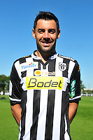 Thomas Mangani - 29.09.2015 - Photo officielle - Angers - Ligue 1<br /> Photo : Philippe Le Brech / Icon Sport