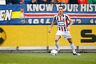 06-03-2016 VOETBAL:WILLEM II-AJAX:TILBURG <br /> Freek Heerkens van Willem II <br /> <br /> Foto: Geert van Erven