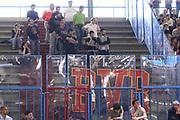 DESCRIZIONE : Cremona Lega A 2014-2015 Vanoli Cremona ACEA Virtus Roma<br /> GIOCATORE : Tifosi Supporters<br /> SQUADRA : ACEA Virtus Roma<br /> EVENTO : Campionato Lega A 2014-2015<br /> GARA : Vanoli Cremona ACEA Virtus Roma<br /> DATA : 29/03/2015<br /> CATEGORIA : Tifosi Supporters<br /> SPORT : Pallacanestro<br /> AUTORE : Agenzia Ciamillo-Castoria/F.Zovadelli<br /> GALLERIA : Lega Basket A 2014-2015<br /> FOTONOTIZIA : Cremona Campionato Italiano Lega A 2014-15 Vanoli Cremona ACEA Virtus Roma<br /> PREDEFINITA : <br /> F Zovadelli/Ciamillo