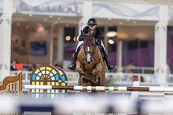 LEPREVOST Penelope (FRA), Varennes du Breuil<br /> Doha - CHI Al SHAQAB 2020<br /> Int. jumping competition with jump-off (1.55/1.60 m) - CSI5* <br /> 28. Februar 2020<br /> © www.sportfotos-lafrentz.de/Stefan Lafrentz