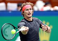 Shanghai Masters tennis tournament - 12 October 2018