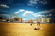 Coney Island and Manhattan snapshots