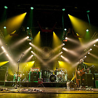 Scots rockers Mogwai play to a slod ou Royal Concert hall in Glasgow as part of the 2014 Celtic Connections (PLEASE DO NOT REMOVE THIS CAPTION)<br />