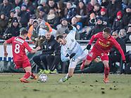18 Mar 2018 Helsingør - FCNordsjælland