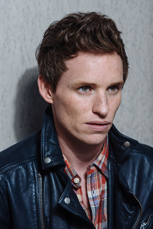 Actor Eddie Redmayne is photographed for a Portrait Session at the 2014 Toronto Film Festival on September 6, 2014 in Toronto, Ontario. (Photo by Jeff Vespa)