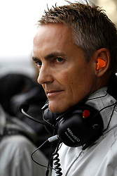 Motorsports / Formula 1: World Championship 2010, GP of Japan, Martin Whitmarsh (ENG, Teamchef Vodafone McLaren Mercedes),