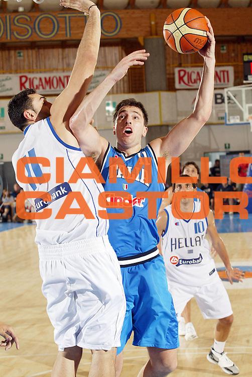 DESCRIZIONE : Bormio Trofeo Internazionale Diego Gianatti Grecia Italia <br /> GIOCATORE : Michelori<br /> SQUADRA : Italia <br /> EVENTO : Bormio Trofeo Internazionale Diego Gianatti Grecia Italia <br /> GARA : Grecia Italia<br /> DATA : 23/07/2006 <br /> CATEGORIA : Tiro  <br /> SPORT : Pallacanestro <br /> AUTORE : Agenzia Ciamillo-Castoria/G.Cottini<br /> Galleria : FIP Nazionale Italiana <br /> Fotonotizia : Bormio Trofeo Internazionale Diego Gianatti Grecia Italia<br /> Predefinita :