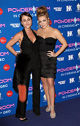 Jaime Winstone and Sheridan Smith arriving at the premiere of Powder Room, in London, Wednesday, 27th November 2013. Picture by Stephen Lock / i-Images
