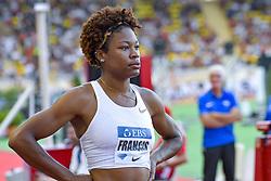 July 20, 2018 - Monaco - 400 metres dames - Phyllis Francis  (Credit Image: © Panoramic via ZUMA Press)