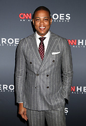 December 9, 2018 - New York City, New York, U.S. - News personality DON LEMON attends the 12th Annual CNN Heroes: An All-Star Tribute held at the American Museum of National History. (Credit Image: © Nancy Kaszerman/ZUMA Wire)