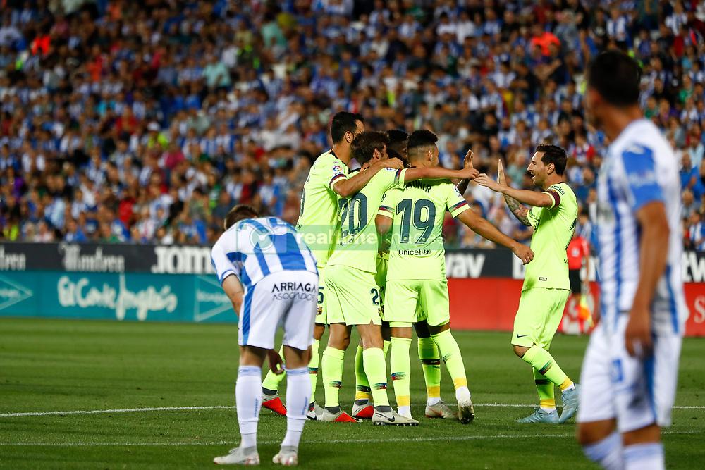 صور مباراة : ليغانيس - برشلونة 2-1 ( 26-09-2018 ) 20180926-zaa-a181-053