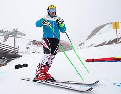 06.10.2015, Moelltaler Gletscher, Flattach, AUT, OeSV Medientag, im Bild // during the media day of Austria Ski Federation OSV at Moelltaler glacier in Flattach, Austria on 2015 10/05. EXPA Pictures © 2014, PhotoCredit: EXPA/ Johann Grode