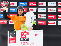 Radoslav Yankov (BUL) after Parallel Giant Slalom at FIS Snowboard World Cup Rogla 2016, on January 23, 2016 in Course Jasa, Rogla, Slovenia. Photo by Urban Urbanc / Sportida