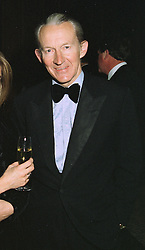 MR JULIAN WILSON the racing correspondent, at a dinner in London on October 20th 1997.MCH 17 MO