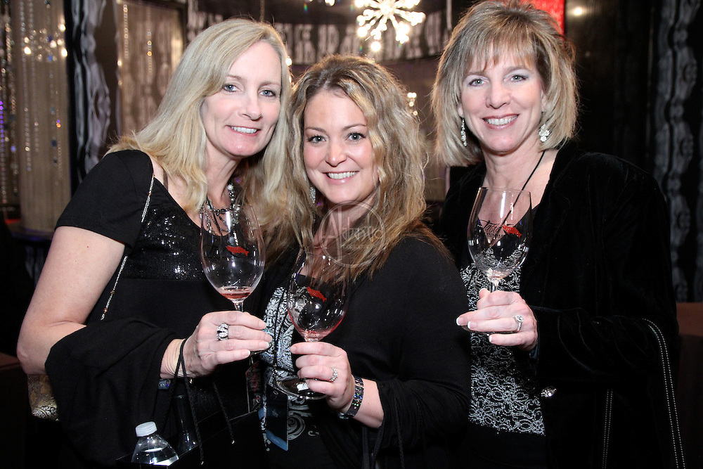 Taste of Tulalip 2012 - Magnum Party at the Mpulse Lounge.