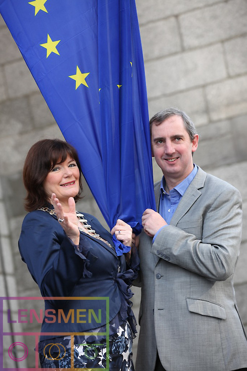 Dublin Saturday 9th April 2011: Pictured at the 'SME's' Doing Business In Europe' conference. Picture Lensmen Photographic Agency. No Repro Fee.