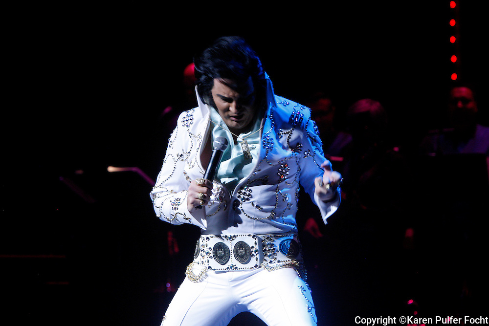 """An Elvis Impersonator competes in an Elvis Tribute Contest in Memphis. Graceland plans big expansions by 2017. A luxury, full-service 450-room resort, The Guest House at Graceland, is on pace to open Oct. 27. The price tag is $93 million.Elvis Presley Enterprises unveiled details of a $45 million entertainment complex that officials said will allow visitors to """"walk with Elvis."""" Named """"Elvis: Past, Present, Future,"""" will replace most of the strip of shops and exhibits on the west side of Elvis Presley Boulevard opposite Graceland mansion."""