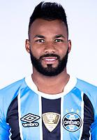 "Brazilian Football League Serie A / <br /> ( Gremio Foot-Ball Porto Alegrense ) - <br /> Luiz Fernando Pereira da Silva "" Fernandinho """
