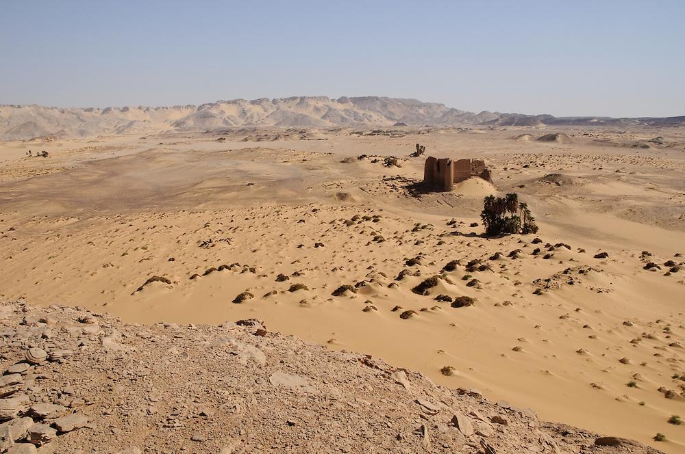 The Roman Fortress at Qasr al Labakha