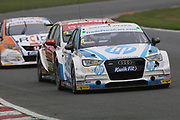 Mark Blundell - TradePriceCars.com - Audi S3 during the British Touring Car Championship (BTCC) at  Brands Hatch, Fawkham, United Kingdom on 7 April 2019.