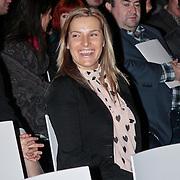 NLD/Rotterdam/20110202 - Boekpresentatie Mr. Finney door pr. Laurentien, Lucile Werner