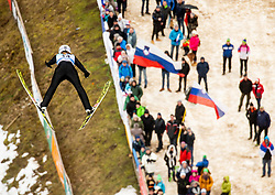 Marita Kramer of Austria during Day 3 of World Cup Ski Jumping Ladies Ljubno 2019, on February 10, 2019 in Ljubno ob Savinji, Slovenia. Photo by Matic Ritonja / Sportida