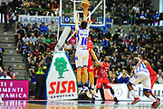 DESCRIZIONE : Sassari Lega A 2012-13 Dinamo Sassari - Armani Milano<br /> GIOCATORE :Drake Diener<br /> CATEGORIA :Tiro<br /> SQUADRA : Dinamo Sassari<br /> EVENTO : Campionato Lega A 2012-2013 <br /> GARA : Dinamo Sassari - Armani Milano<br /> DATA : 30/03/2013<br /> SPORT : Pallacanestro <br /> AUTORE : Agenzia Ciamillo-Castoria/M.Turrini<br /> Galleria : Lega Basket A 2012-2013  <br /> Fotonotizia : Sassari Lega A 2012-13 Dinamo Sassari - Armani Milano<br /> Predefinita :