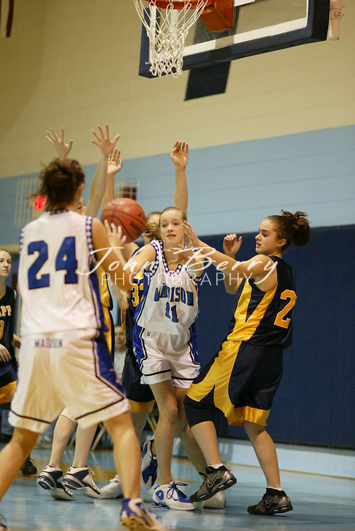 Page Tournament.Varsity Girls vs Rappahannock.December 29, 2004