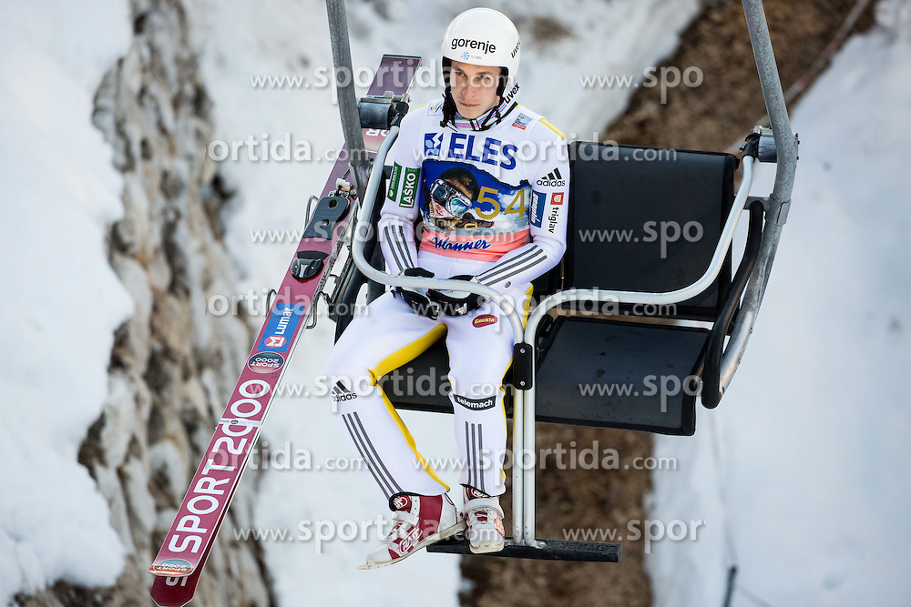 Jurij Tepes (SLO) during the Ski Flying Hill Individual Competition at Day 2 of FIS Ski Jumping World Cup Final 2016, on March 18, 2016 in Planica, Slovenia. Photo by Vid Ponikvar / Sportida
