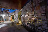 Bellevue Library, North Entrance
