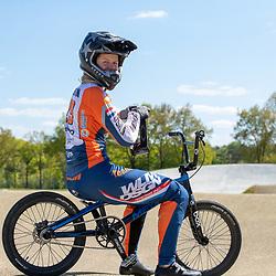 05-05-2020: Wielrennen: BMX KNWU: Papendal<br />Ruby Huisman