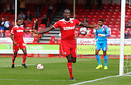 Crawley Town v Swindon Town 16/08/2014