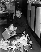 1952 - Franciscan toy competition at the Franciscan Friary, Merchants Quay