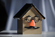 yac-birdhouse exhibit